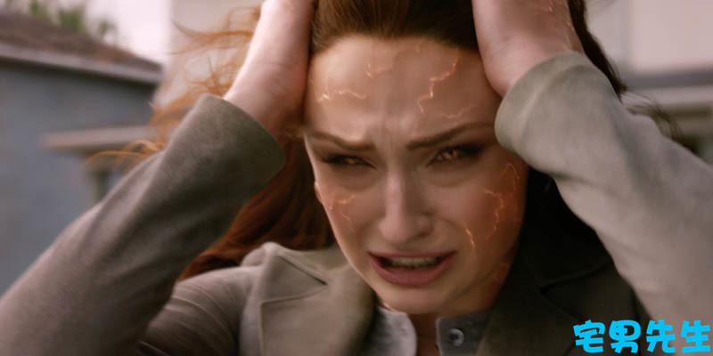 《X战警:黑凤凰》凤凰愤怒的力量到底有多可怕?