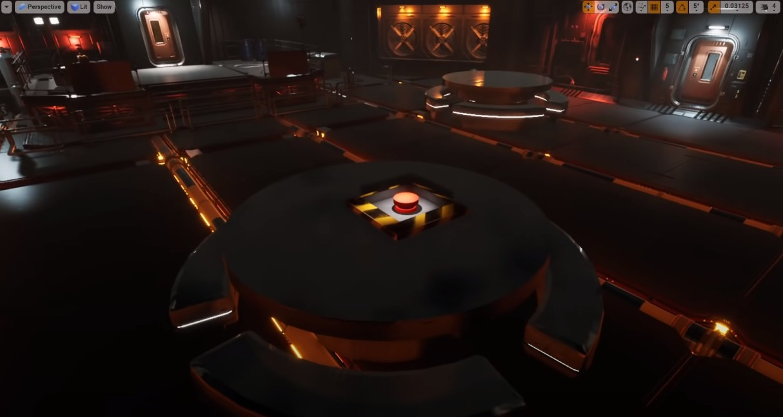 《Among Us》开发者打造的超高画质3D版,秒变'恐怖游戏'插图(2)