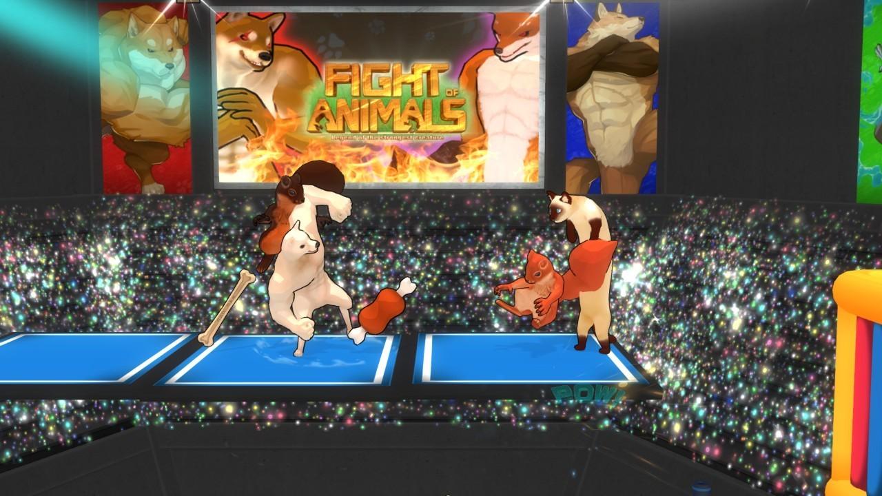 《动物之鬪:竞技场》