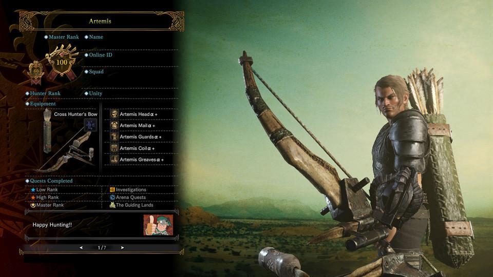 《魔物猎人世界:ICEBORNE》为电影做新任务,让你直接化身蜜拉插图(3)