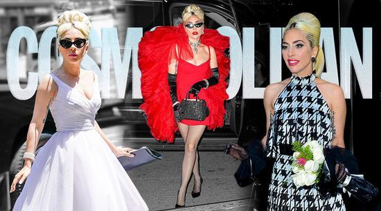 Lady Gaga你啥时候能穿正常点啊