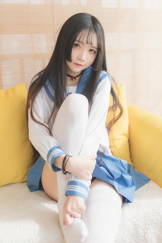 一个超可爱的百变小姐姐 清纯丝袜