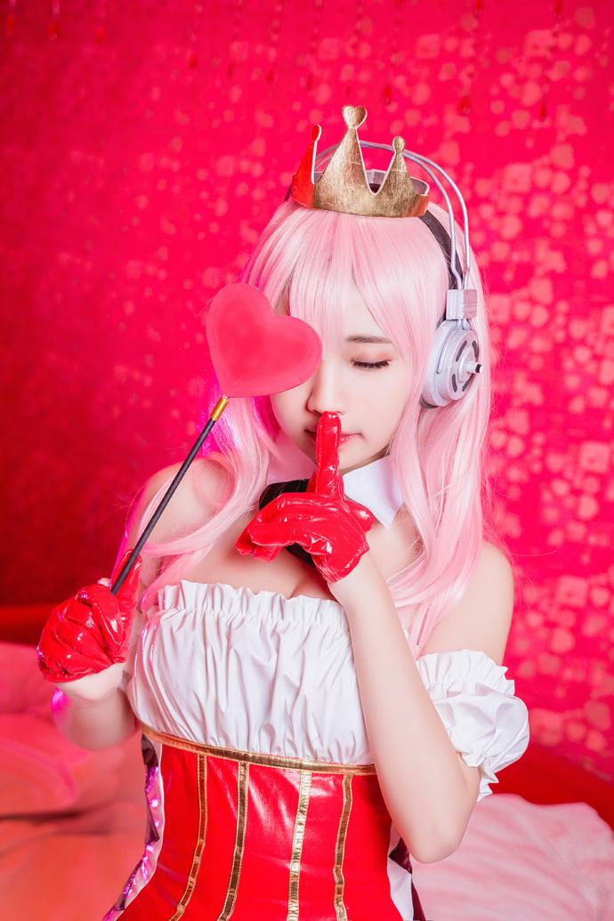 热情的索尼子是甜甜的味道 少女二次元