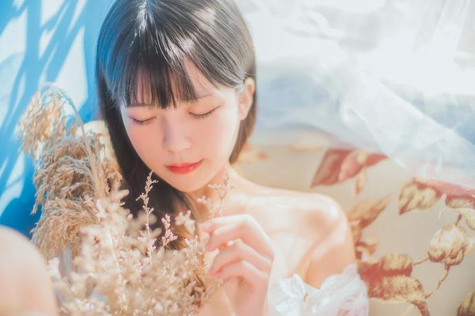 桜桃喵 013 清纯少女私房写真