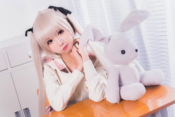 兔玩映画 黑丝穹妹二次元少女