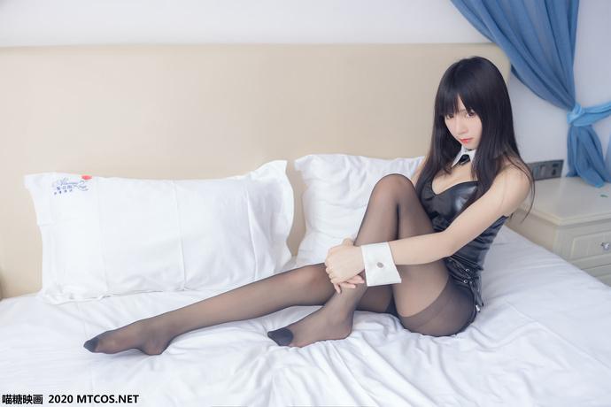 秋山兔女郎写真 国内模特