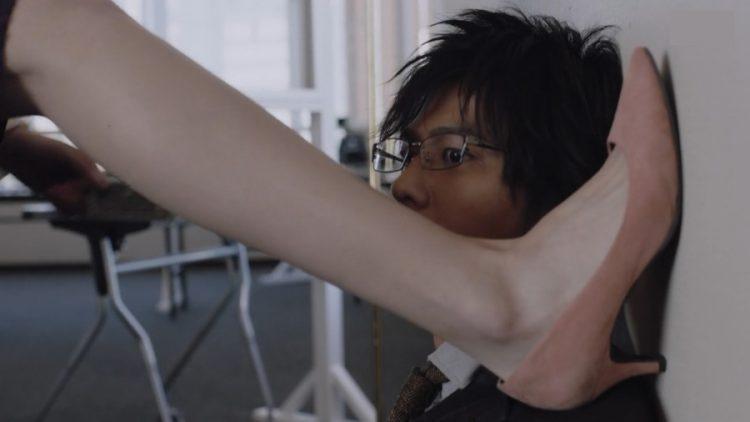 2020年最新日剧《这个男人是我人生中最大的错误》在线播放:请让我做你的奴隶!