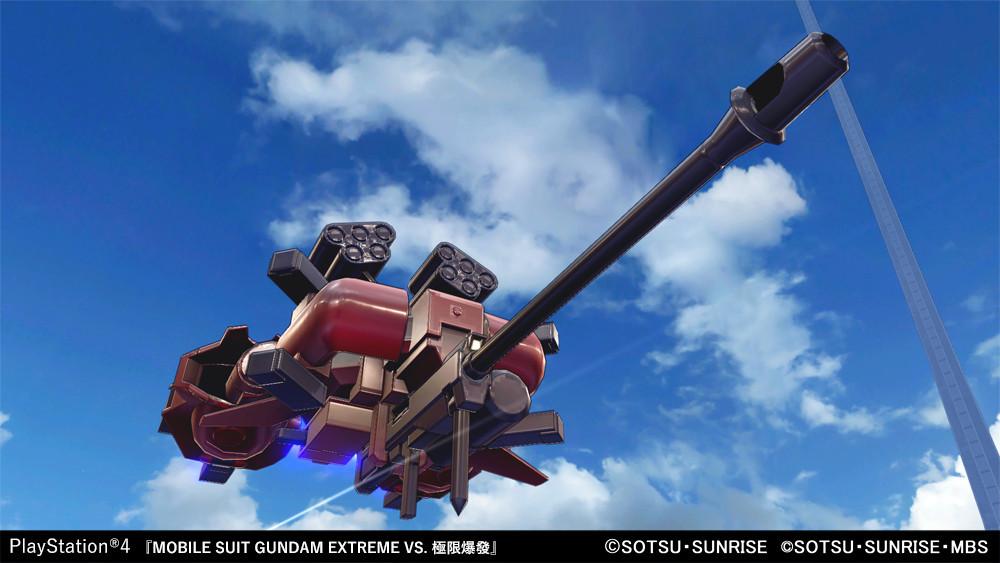 机动战士钢弹游戏最新消息:机动战士钢弹极限爆发游戏制作人公布全新机体!单机模式可切割画面!