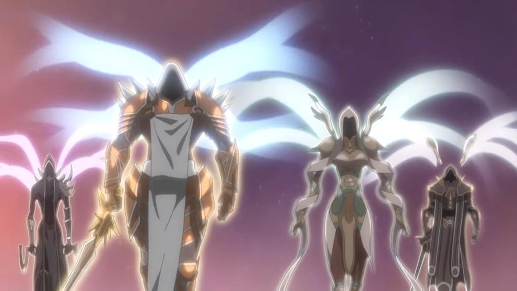 暴雪将把《守望先锋2》和《暗黑破坏神》改编成动画?由网飞负责制作!
