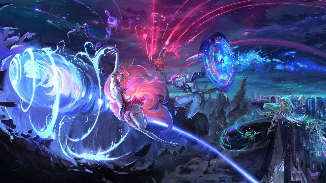 """英雄联盟的联盟战棋模式公布第三季战棋阵容为""""星系""""!战棋大战一触即发!"""