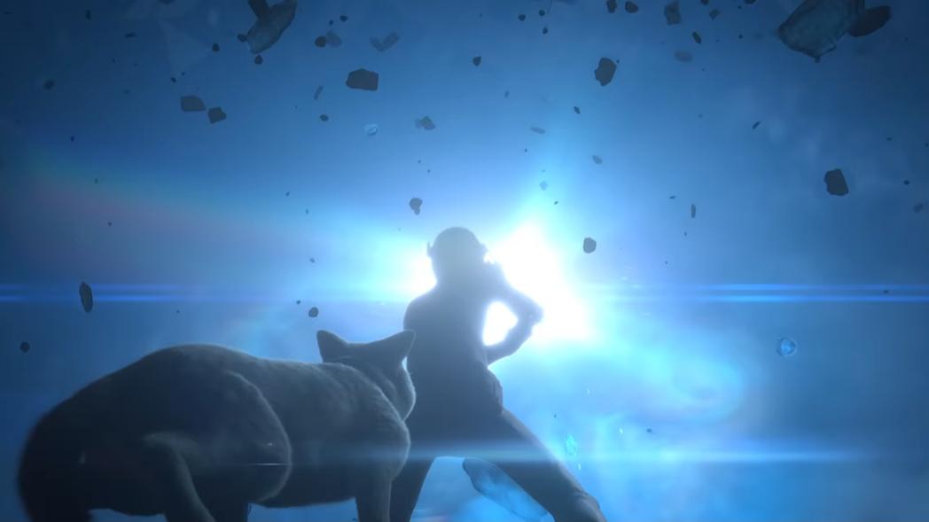 日本著名游戏工作室白金工作室带来最新白金工作室新作《Project G.G.》:化作巨人拯救狗狗!-四斋社
