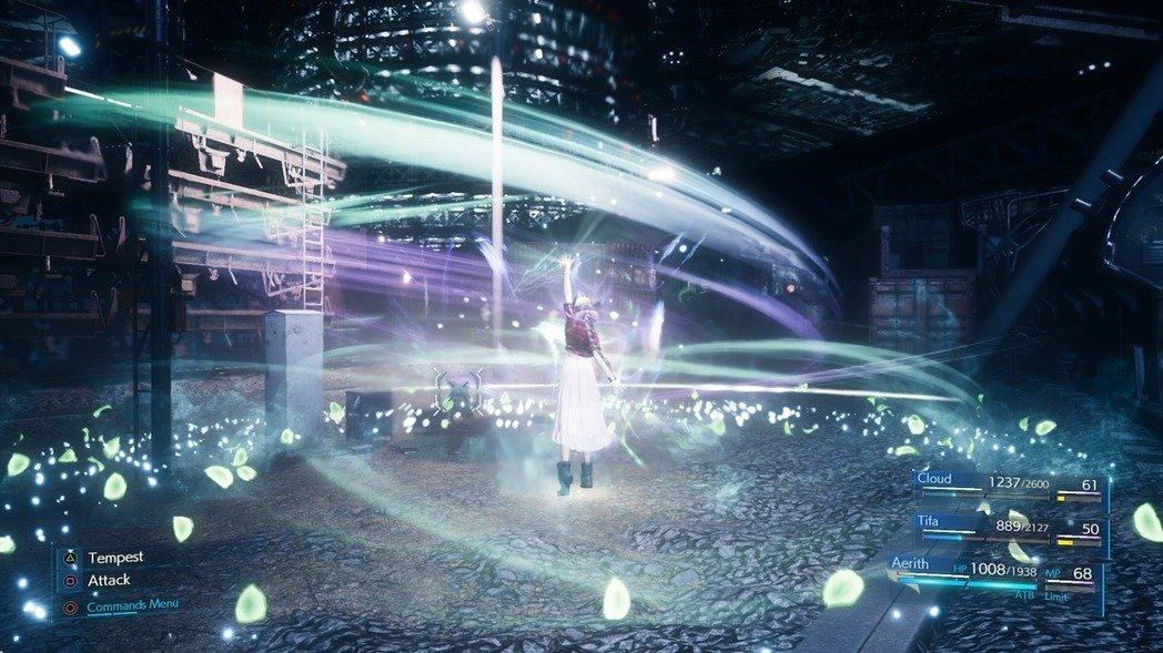 《最终幻想7重制版》最新消息:游戏制作人表示改动战斗方式是为了让更多新玩家接受!