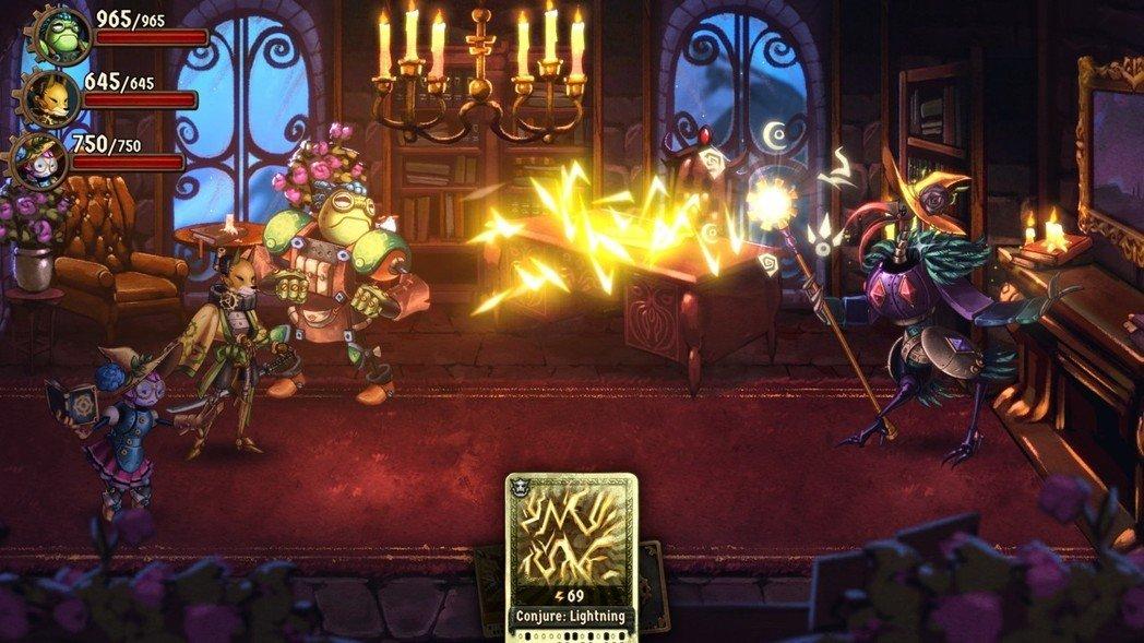 Steam游戏推荐:蒸汽世界冒险:吉尔伽美什之手有多少关?蒸汽世界冒险:吉尔伽美什之手每一关都值得细细品味!