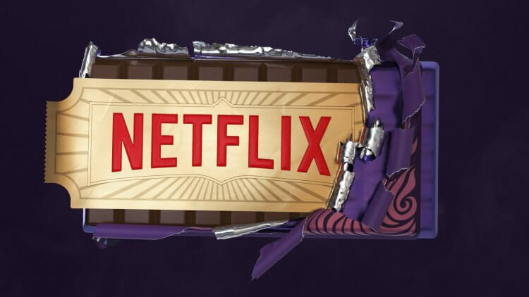 Netflix网飞2020年最新计划:将把经典作品《查理与巧克力工厂》以动画形式献给大家!-四斋社