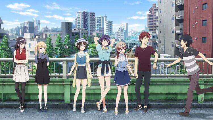 日本人气动漫作品《路人女主的养成方法剧场版》在线观看