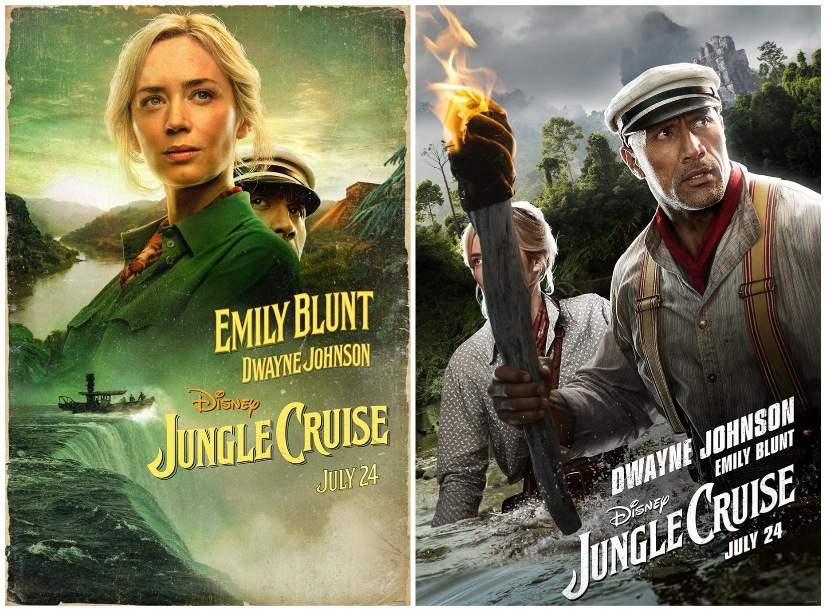 2020年最新电影《丛林奇航》什么时候上映?巨石强森带来精彩嘴炮剧情!