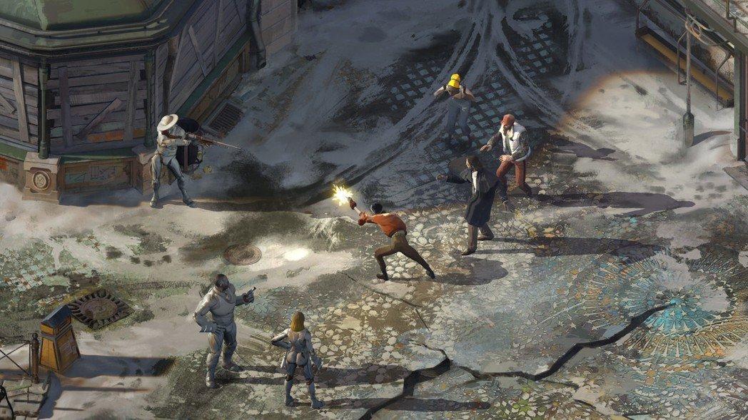 《极乐迪斯科》游戏评测:一款高度自由,并且独一无二的角色扮演类游戏!-四斋社