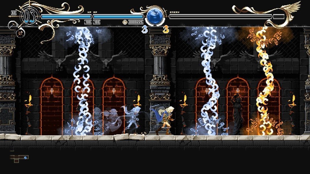 Steam最新游戏《罗德斯岛战记 蒂德莉特的奇境冒险》深度评测:一款经典好玩的恶魔城游戏
