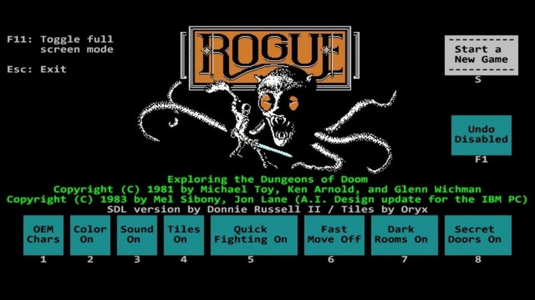 游戏名词解说:Roguelike和Roguelite是什么意思?Roguelike和Roguelite深度解析-四斋社
