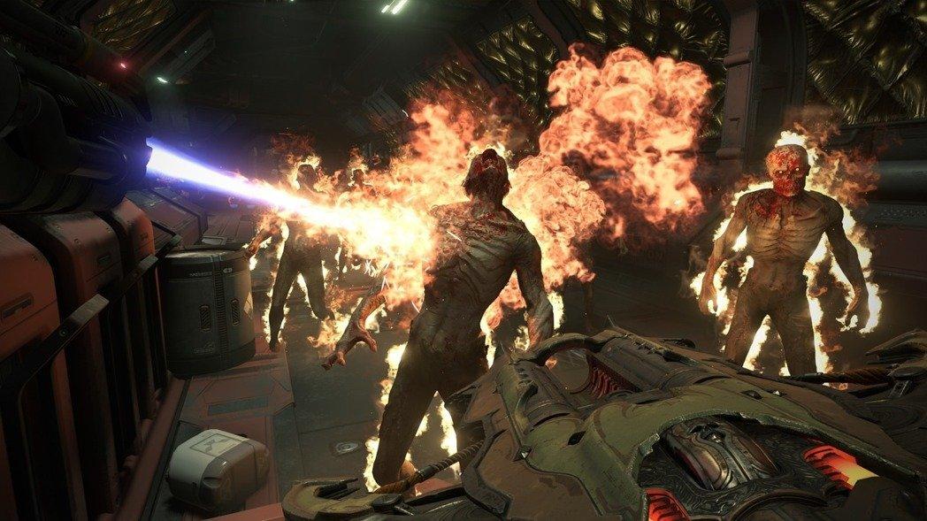 B社游戏《毁灭战士永恒》制作人对加班文化表态:做游戏就是要24小时不停地工作-四斋社
