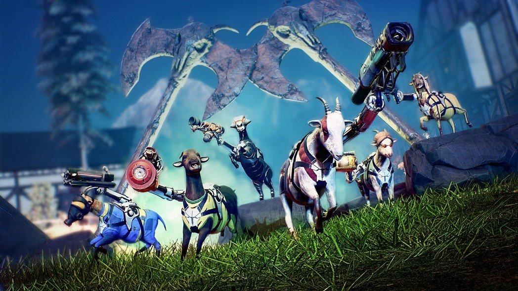 Steam游戏免费喜加一!山羊版使命召唤《Goat of duty》宣布免费领取!