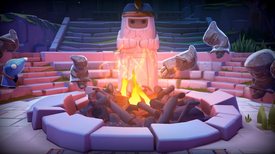 曾开发过《无人深空》的团队最新作品《最后的篝火》预告公开!美轮美奂的角色让人大开眼界!