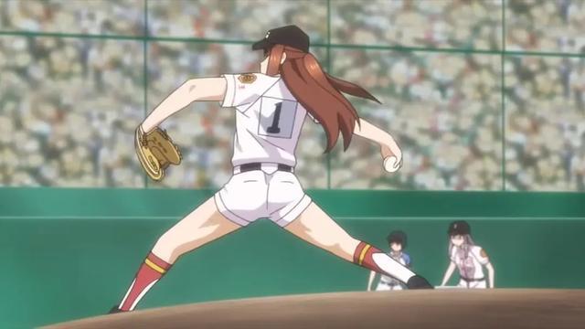 2020年4月新番 当萌妹子遇上棒球,将会发生什么样的激烈碰撞?