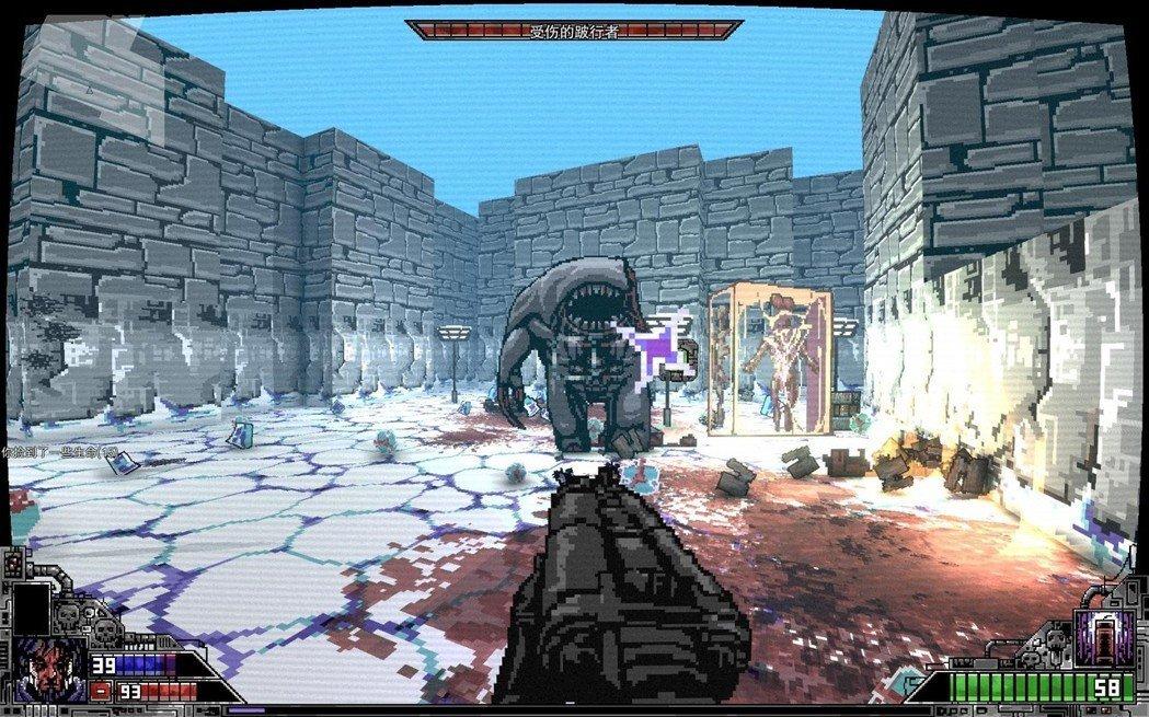 FPS游戏《Project Warlock》游戏评测:一款致敬的毁灭战士的爽快FPS游戏!-四斋社