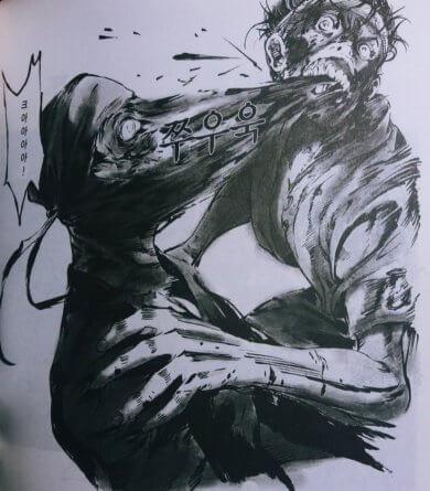 热门韩剧《李尸朝鲜》与原作漫画《神的国度》相比有哪些差异?-四斋社