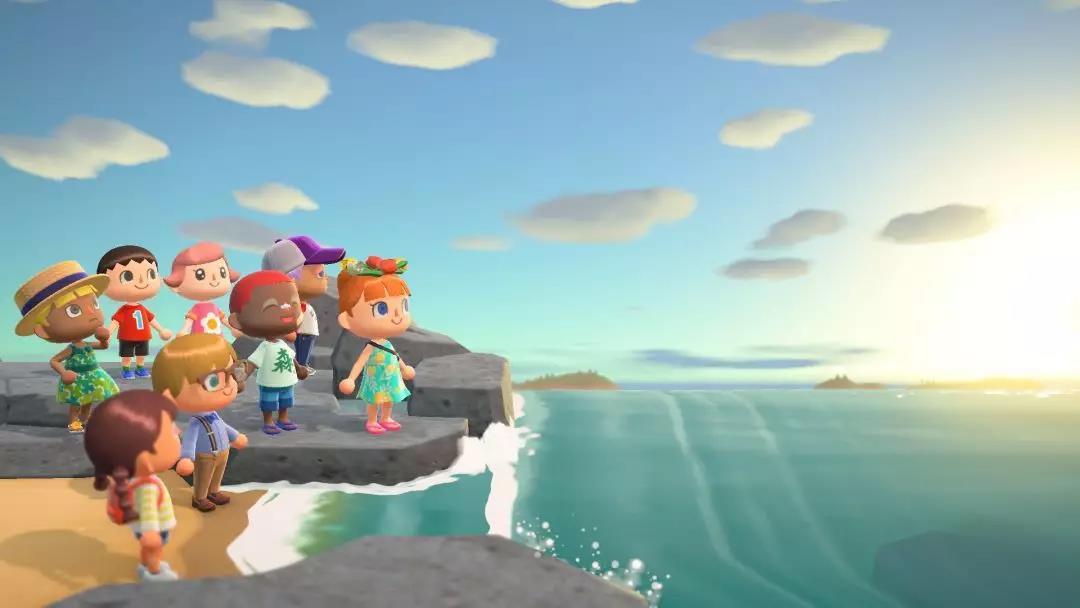 人气作品《集合啦!动物森会友》日本实体版三天销量达 188 万份,成为 NS 游戏首周销量最高纪录!
