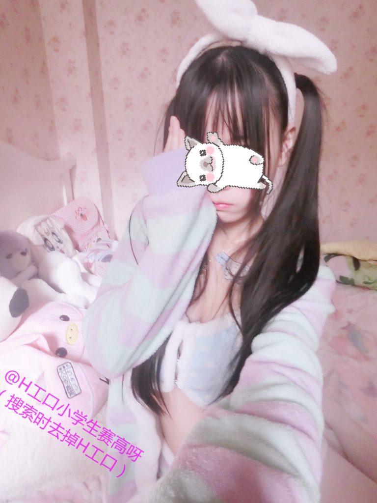 【四斋社妹子图】微博知名动漫COS妹子博主@赛高酱最新作 可爱的睡衣