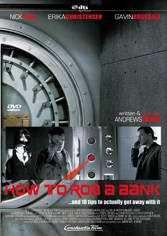 如何抢银行
