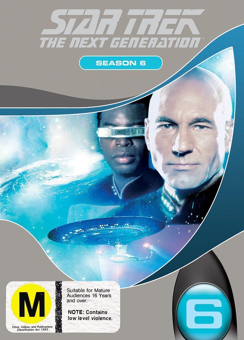 星际旅行:下一代第六季