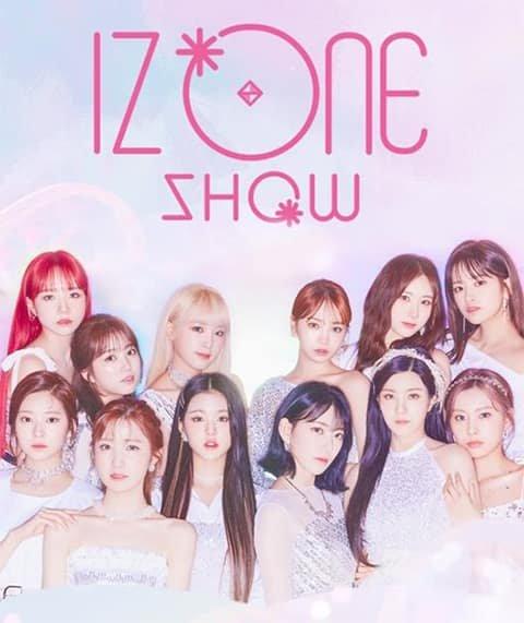 IZ*ONE Show