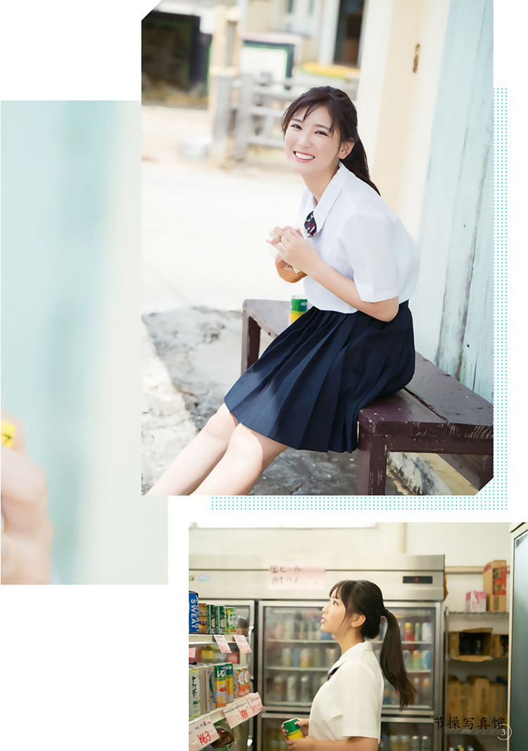 美少女泽口爱华(沢口爱华)16岁写真秀,个人资料简介