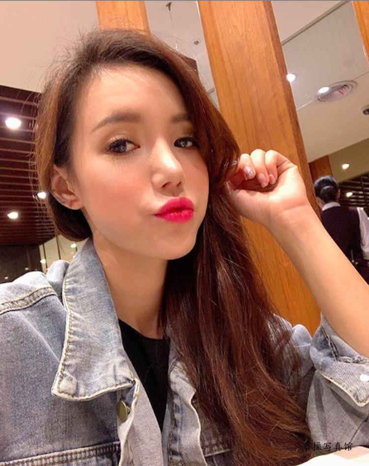 大胸妹Luna Chen滢滢写真图片衣着好火爆,白皙曼妙曲线超惹眼 节操写真馆 热图6