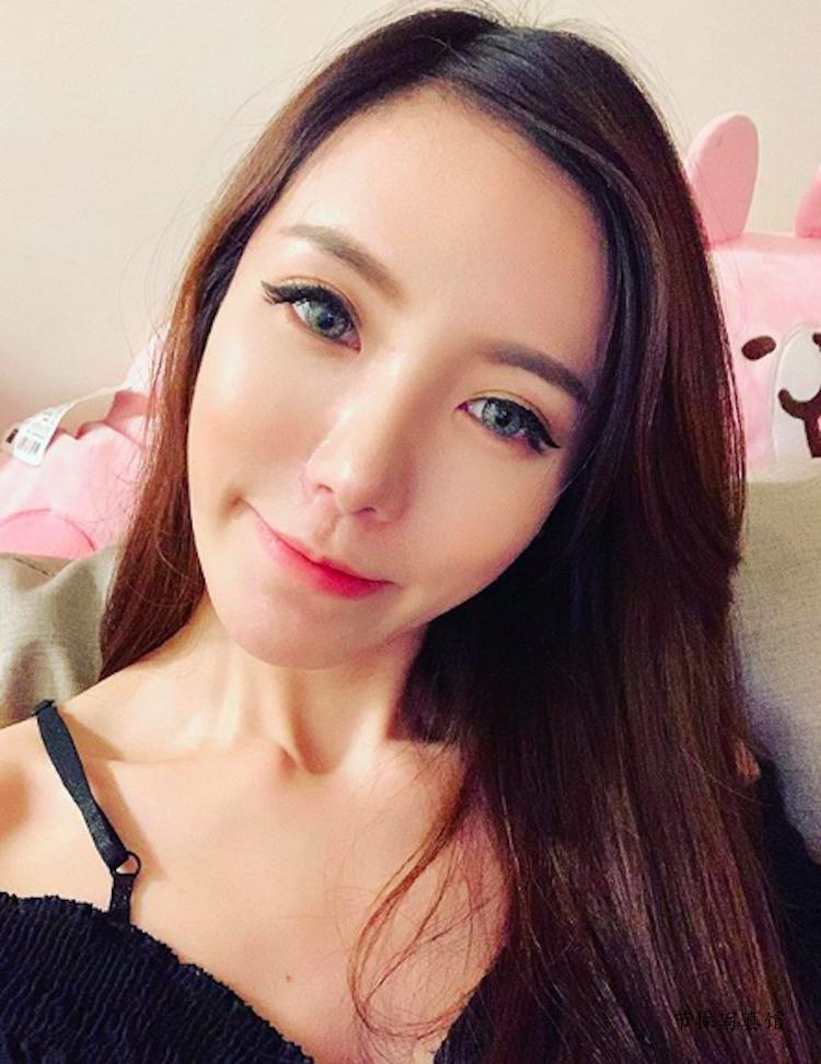 大胸妹Luna Chen滢滢写真图片衣着好火爆,白皙曼妙曲线超惹眼 节操写真馆 热图13