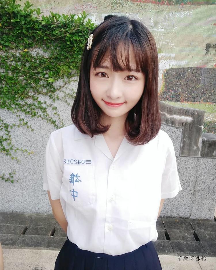 清纯美女林涵钰Ruri写真图片,邻家女孩气质让网友都恋爱了