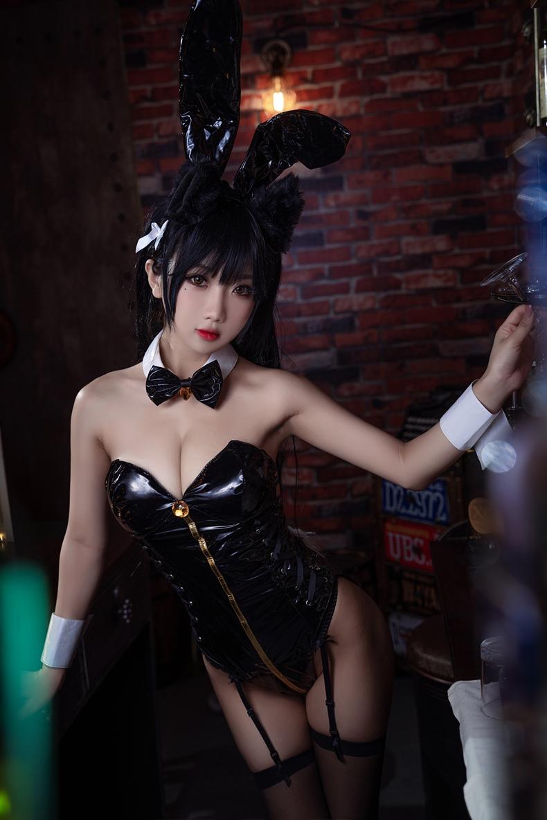 同人黑色兔女郎@鬼畜瑶