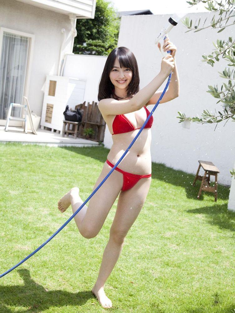 D罩杯阿立未来 (あだちみく、Adachi Miku)个人资料写真作品 百科全书 第1张