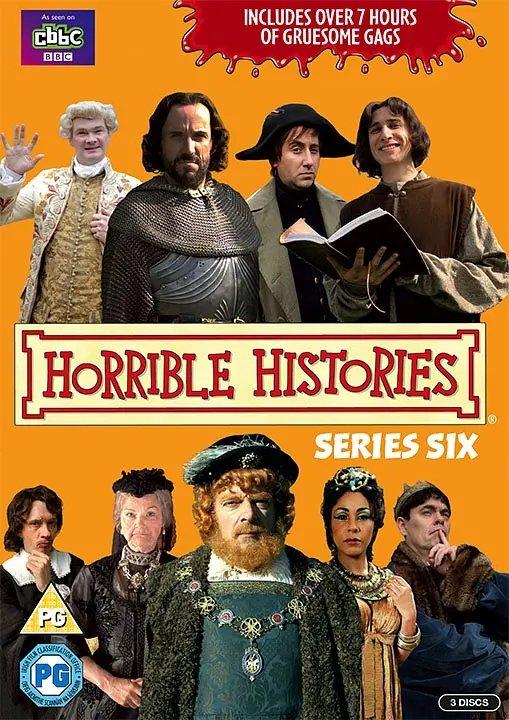 糟糕历史第六季(11/15)2015.HD720P 迅雷下载