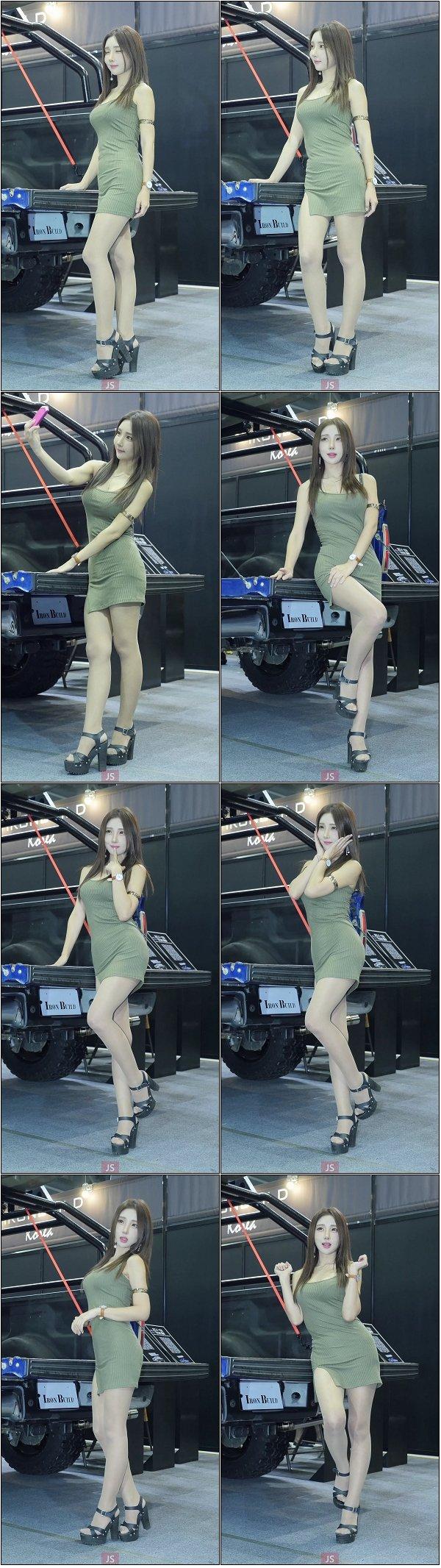 [会展模特] 韩国车展性感模特精选饭拍19465