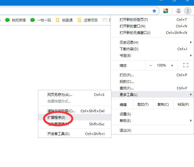 一款翻墙访问Google的插件源码-Chrome专用
