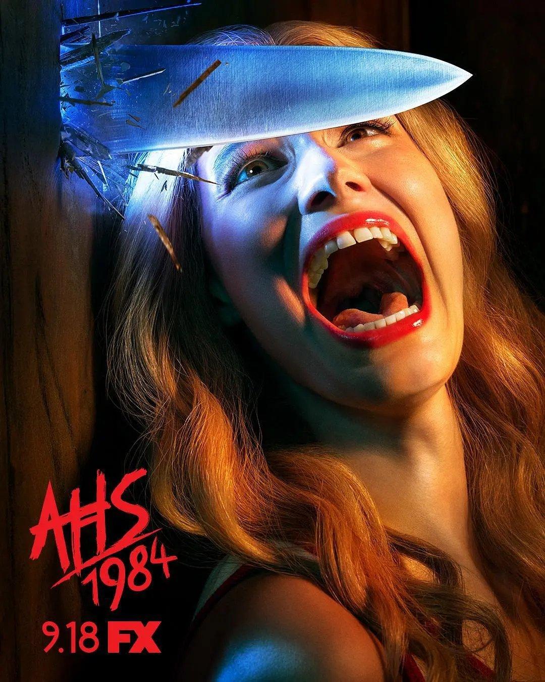 美国恐怖故事:1984第九季全集 2019.HD720P 迅雷下载