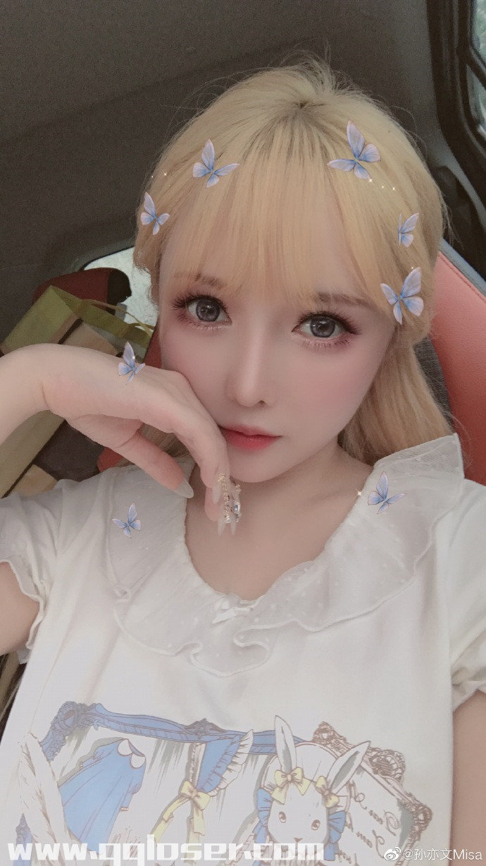 [LOSER推荐]1993年会计小姐姐孙亦文 Misa Sun,热爱COS