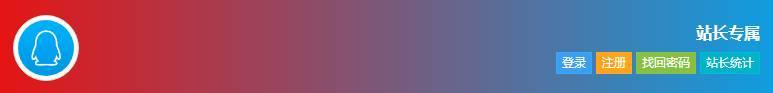 我爱代刷网-在代刷网底部增加站长专属功能导航美化代码