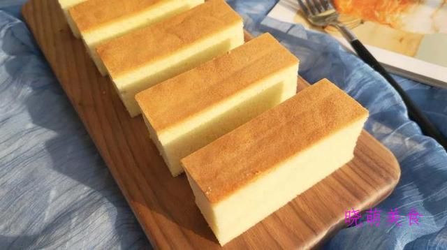 古早蛋糕、吐司、豆包、微风蛋糕的做法,香甜美味