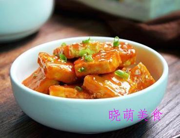 醋溜土豆丝、脆皮豆腐、蛋黄焗南瓜的做法