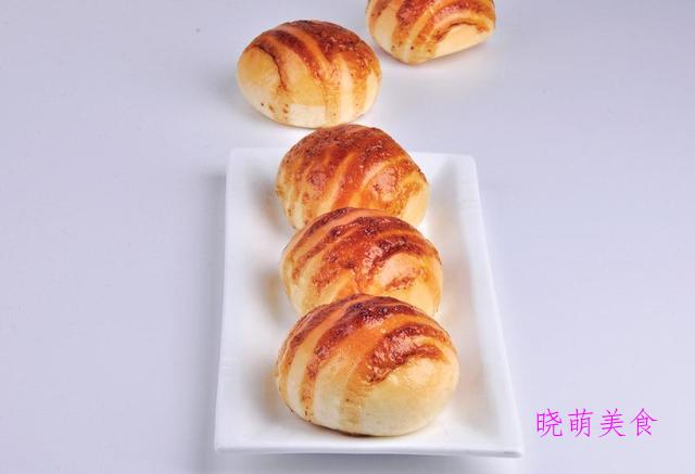 糯米糍、冰皮月饼、麻花、餐包的简易做法,香甜好吃