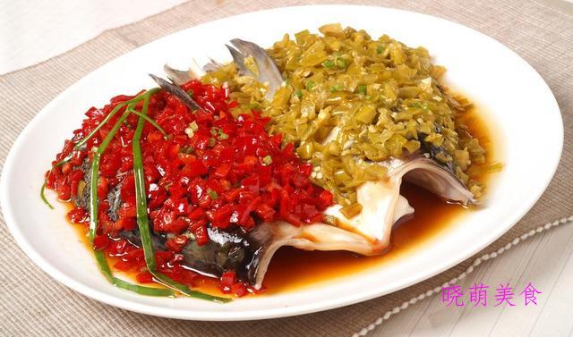 剁椒鱼头、红烧猪蹄、四喜丸子的做法,好吃不腻又营养